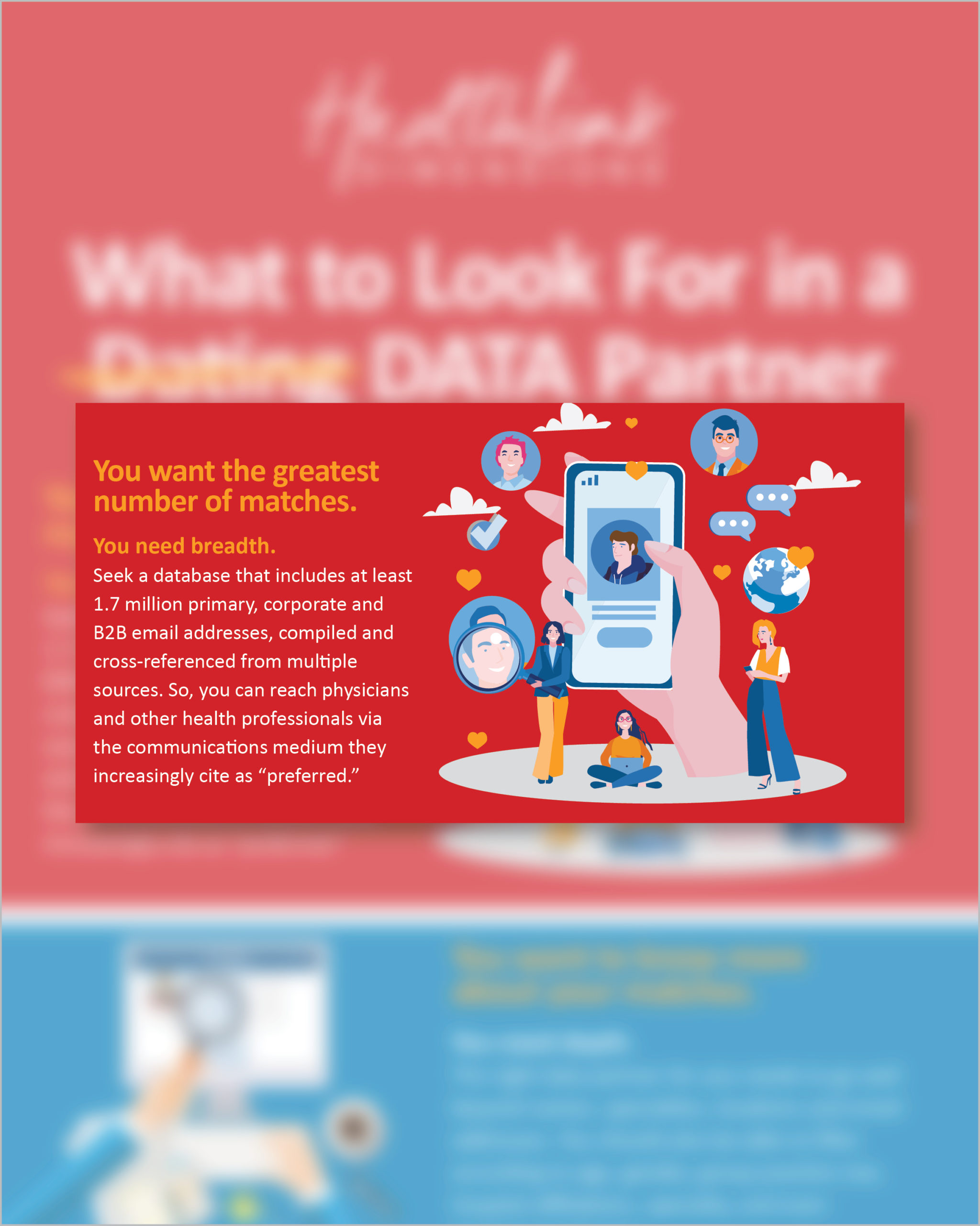 Infographic: What to Look for in a Data Partner ...