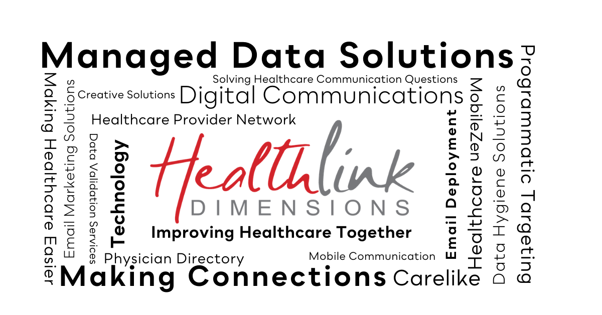 HealthLink Dimensions' Three Dimensional Approach