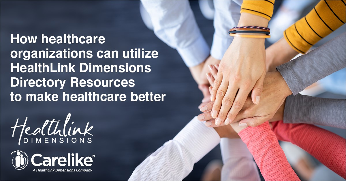 Carelike Directory Resource Solutions